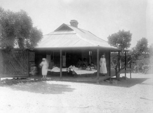 Moore River Settlement Hospital