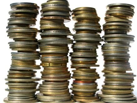 coins - by Sanja Gjenero