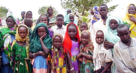 Darfur report from US Congress - public domain