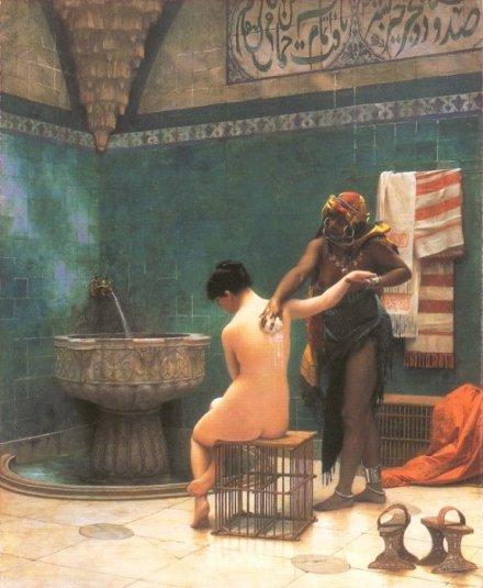 Jean-Léon Gérôme - The Bath